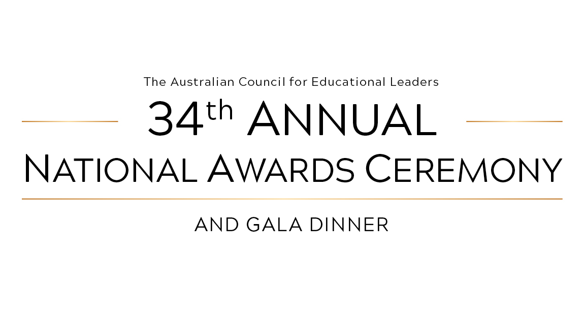 ACEL 34th Annual National Awards and Gala Dinner Ceremony