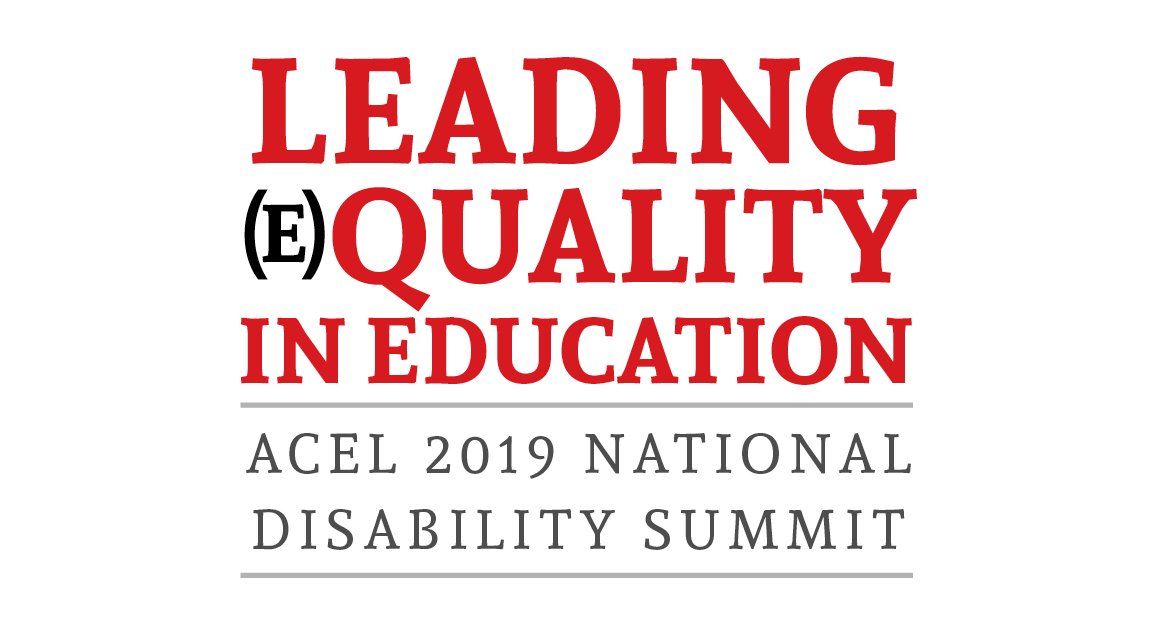 2019 Disability Leadership Summit