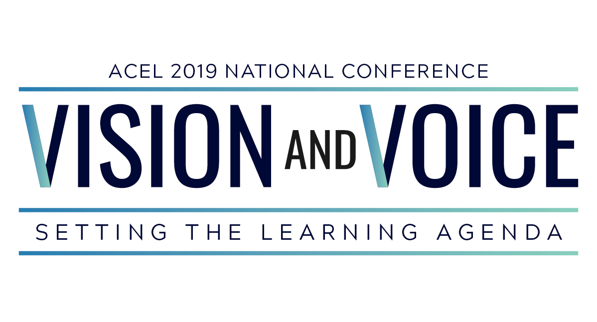 ACEL 2019 National Conference